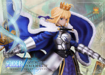 【Pre order】Fire Phenix Studio Fate Stay Night Saber Altria Pendragon  Resin Statue Deposit