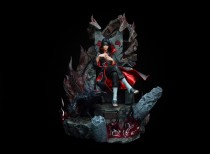 【Pre Order】IZ Studio Naruto Uchiha Itachi on the Throne Resin Statue Deposit