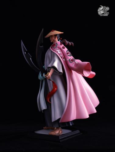 Figurine Bleach Gashapon Real Collection 3 Shunsui Kyouraku