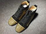Christian Louboutin High Top Flats Men Sneakers