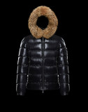 Moncler Black Down Jacket For Men