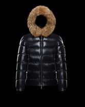 Moncler Black Down Jacket For Men
