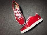 Christian Louboutin Sneaker Low Top Junior Men Shoes