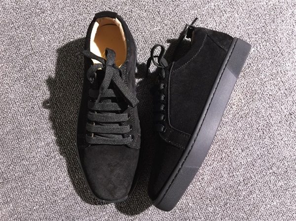 innovative design e4308 cee0b Christian Louboutin Sneaker Low Top Junior Men Shoes