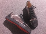 Christian Louboutin Sneaker Low Top Junior Men Shoes