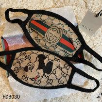 Gucci Face Mask 2 pieces set