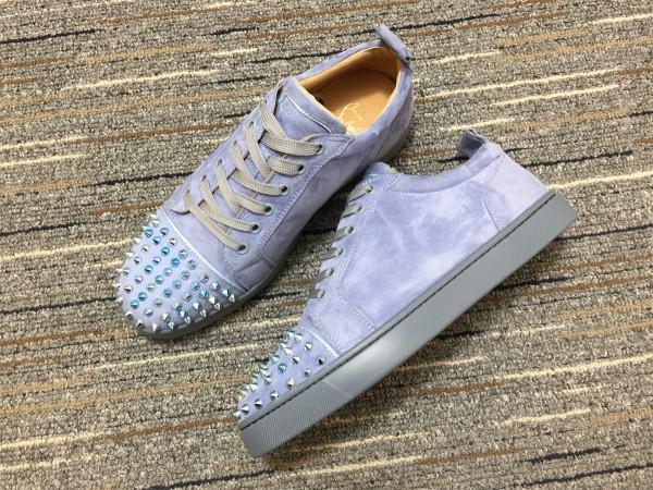 christian louboutin louis junior spikes orlato shoes