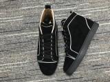 christian louboutin Louis Junior Spikes Orlato Flat shoes