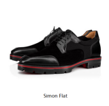 christian louboutin Simon Flat  shoes