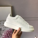 Alexander McQueen Shoes Oversized Sneaker all withe