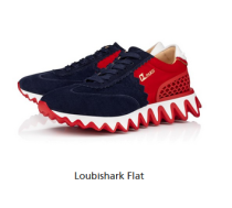 christian louboutin Loubishark Flat Shoes