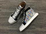 christian louboutin Lou Spikes Orlato Flat Sneaker