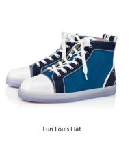 christian louboutin Fun Louis Flat shoes