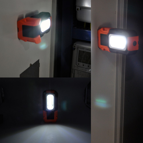 3w Cob Led Work Light Magnetic Foldable