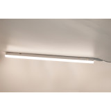 Connectible T5 9W LED Under Cupboard Light Tube Kitchen Worktop Lamp Neutral White 4000K Length 573MM with American Power Plug Replace T5 Fluorescent Light Fixture Pack of 1 Lamp