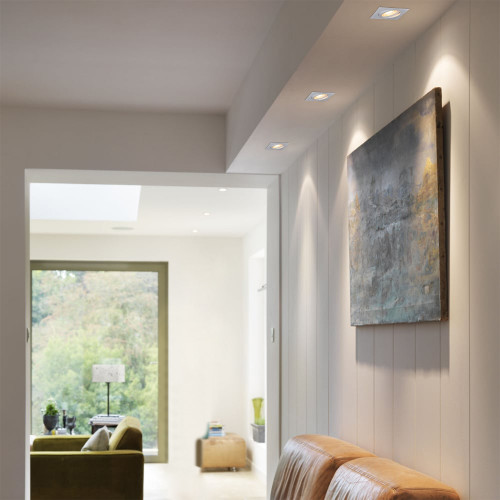 Angled Led Spot Downlight Recessed Lamp