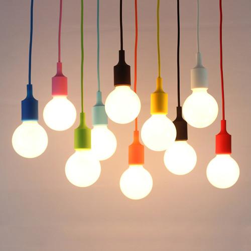 G95 Big Globe Edison E27 LED Round Light Bulb Energy Saving 6W Omnidirectional Warm White Lighting 3000K Replace 60W Incandescent Lamps 6 Pack by Enuotek