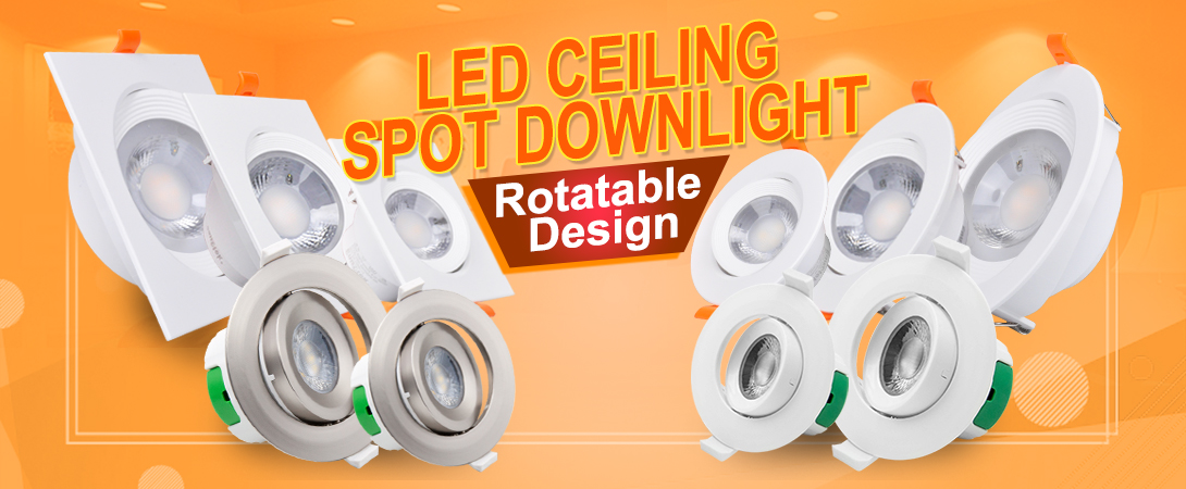 LED CEILING SPOT DOWNLIGHT