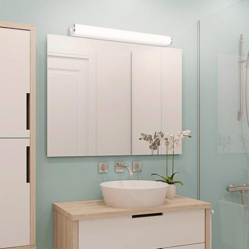 15w Led Bathroom Vanity Wall Light Fixture Above Mirror Under Cabinet Lamp Width 60cm Ip44 Wide