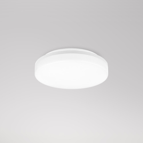 15W LED Bathroom Round Ceiling Light Fixture Ceiling Lamp Waterproof IP54 Diameter 22CM 1400Lm 3000K 4000K 5000K Lighting Color Selectable Not Dimmable AC175-240V 1 Pack by Enuotek