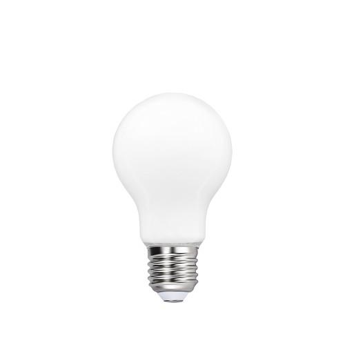 Omnidirectional Lighting A60 8W LED Globe Energy Saving Light Bulb Lamp High Brightness 1100Lm Cool White 5000K Diameter 60MM Replace 80W Incandescent Light Bulb 1 Pack by Enuotek