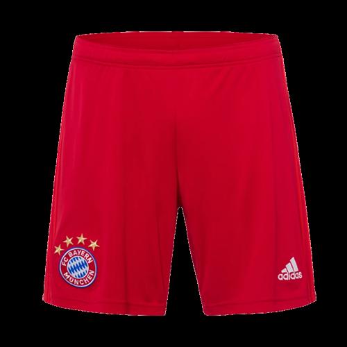 19 20 Bayern Munich Home Red Jerseys Kit Shirt Short