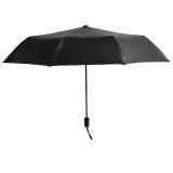 Reliancer Premium Automatic Umbrella Windproof Travel Umbrella Compact Folding Rain&Sun Umbrella UV Protection fit Backpack for Men and Women Reinforced Canopy Auto Open Close(Sun Umbrella,Starry Sky)