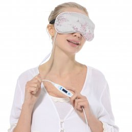 Aroma Season Silk Heating Steam USB Eye Mask AS0006