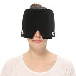 Aroma Season Cold Therapy Ice Pack Migraine Hat for Headache Wrap AP7001