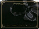SweetDreamer Witch's House~Lolita chorker ~A corduroy hat with a bow,  a Halloween witch hat