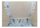 Lolita Dress Summer New Starfish Song JSK Daily Lolita Princess Skirt