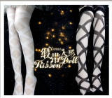 【Yidhra】Witch of Dreams ~ Ribbon Doll~ Lolita stockings in summer