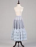 【ClassicalPuppets】Adjustable chiffon extension Petticoat
