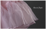 【ClassicalPuppets】New version A-line petticoat