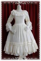 【Infanta】Lolita Tea party OP Multilayer chiffon inner dress