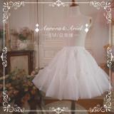 【Aurora&Ariel】8M Daily Puffy Organdy Petticoat