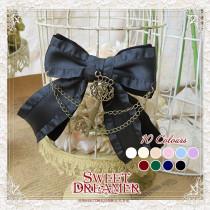 Sweetdreamer Beautiful thing rose key Lolita hairpin