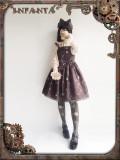 【Infanta】Lolita Robot Doll Steam punk MINI JSK dress