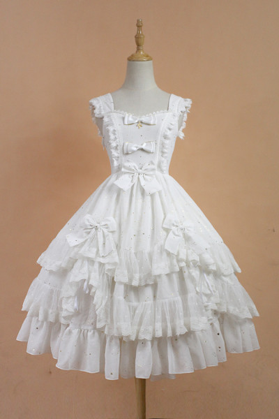 *Neverland*The stars words and wishes JSK dress  Version Ⅱ