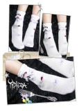 【Yidhra】Witch of Dreams~The Mysterious Cards Lolita socks