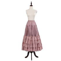 【ClassicalPuppets】Adjustable chiffon extension Petticoat