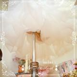 【Aurora&Ariel】Mini Organdy Petticoat