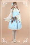 *Neverland*Sweet Lolita Chiffon Hime Sleeves Lolita Blouse