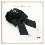 Sweetdreamer Strange sacred classics Cross Gothic Lolita hat