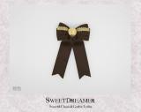 Sweetdreamer Caldwell Lolita bow button brooch