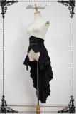*Neverland* Flaming Angel Night Punk style gothic lolita wasti belt pre-order