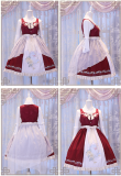 ChessStory~chinese lolita style New Year Special Restricted Color Limited quanity jsk dress