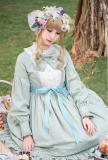ChessStory~Le jardin de rose 2.0 pastoral style lolita Long sleeves op dress