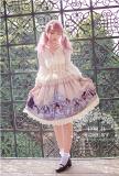 MILU FOREST~Sleeping beauty high waist Lolita skirt