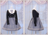ChessStory~magic music shool long-Sleeved dress